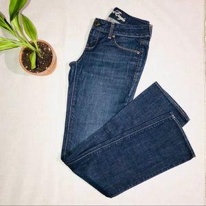 "EUC American Eagle ""77 Straight"" Jeans. Size 2R."